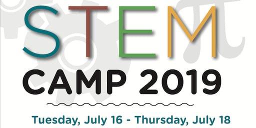 SGTC FREE STEM Camp - Grades 6th - 8th in Americus