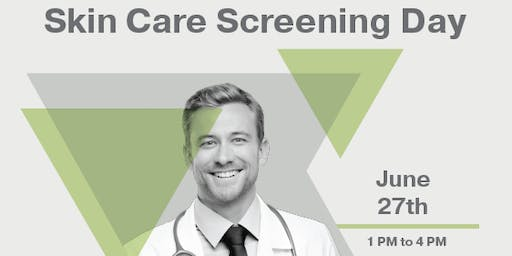 Skin Care Screening Day