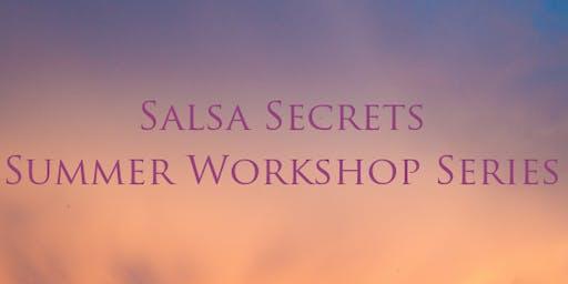 Salsa Secrets Summer Workshop Series: Inspirational Partnering