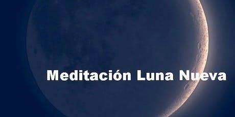 Meditación Luna Nueva en Cáncer  entradas
