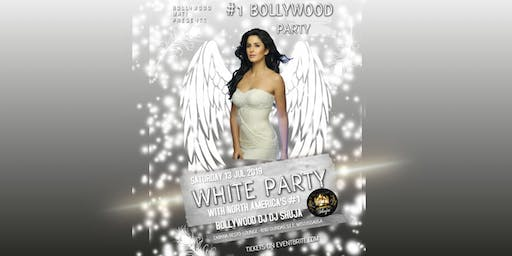 ALL WHITE Bollywood PARTY