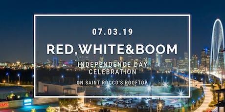 Red, White & Boom!  tickets