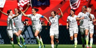USA vs. Sweden - Women's World Cup Watch Party