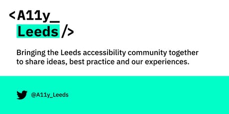 Accessibility Leeds #3 tickets