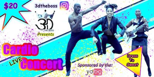 3D The Boss - Cardio Concert