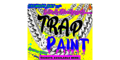Summer Trap & Paint tickets