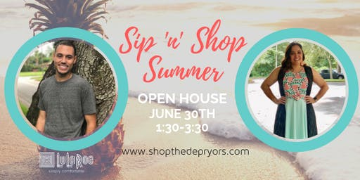 LuLaRoe Summer Open House