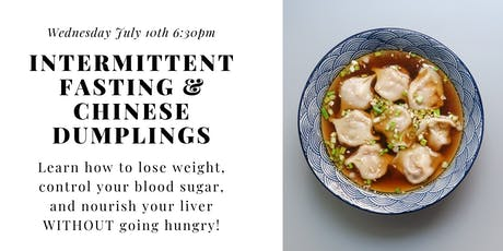 Intermittent Fasting & Chinese Dumplings with Rose Devries  tickets