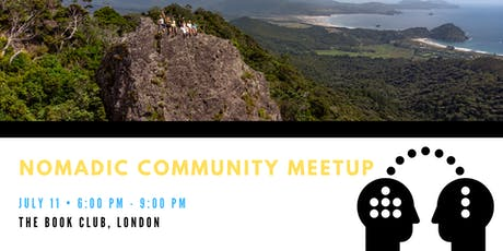 Roamer's Home - Nomadic Community Meetup tickets
