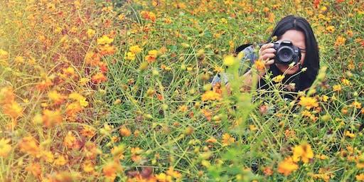 Garden Photography Class