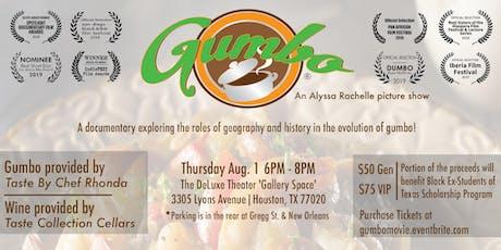 GUMBO, a Documentary by Alyssa Rachelle tickets