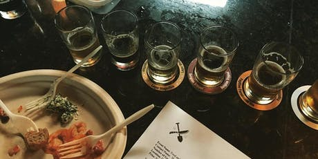 Italian Food and Beer Pairing tickets