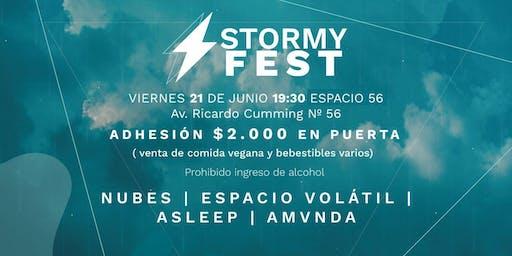 Stormy fest