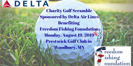 2019 Charity Golf Scramble Sponsored by Delta Air Lines  tickets