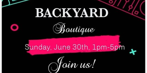 Backyard Boutique