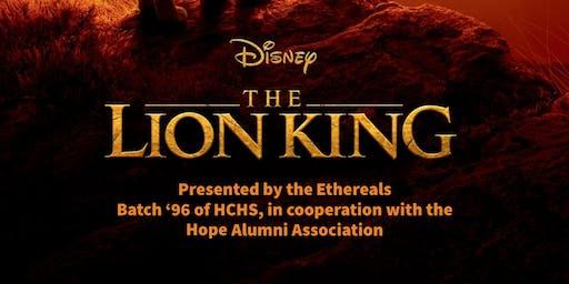Block Screening Lion King