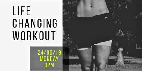 Life Changing Workout tickets