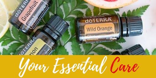 Make & Take Essential Oils Class - Orsett