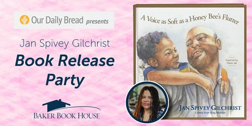 Jan Spivey Gilchrist Book Release Party