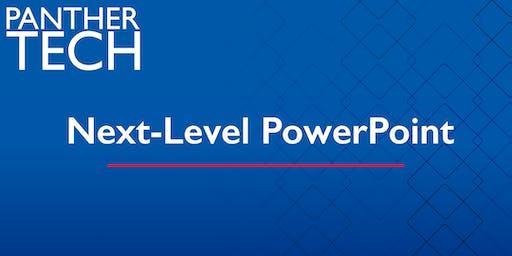 Next-Level PowerPoint - Atlanta - Classroom South - Room 403/405
