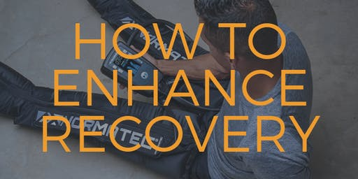 How to Enhance Recovery