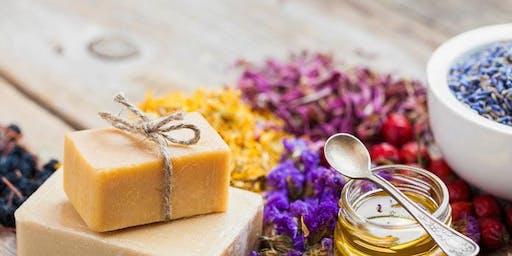 Basics of Soap Making Class