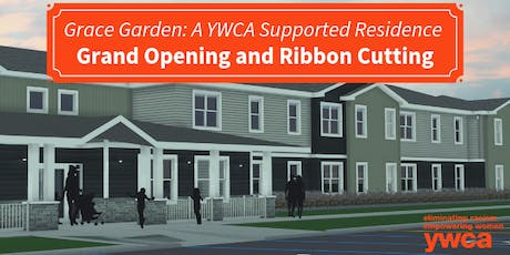 YWCA Grace Garden: Grand Opening Celebration & Ribbon Cutting tickets