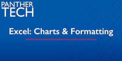 Excel: Charts & Formatting - Atlanta - Classroom South - Room 401