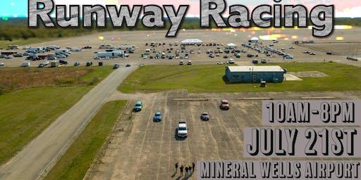 Runway Racing JULY!