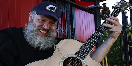Jason Bennett | An Acoustic Singer-Songwriter Performing Americana/Folk