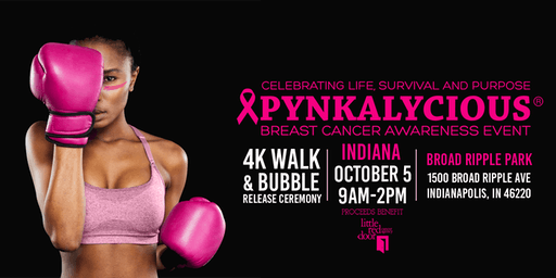 Pynkalycious Breast Cancer Awareness Event 2019 - Indiana