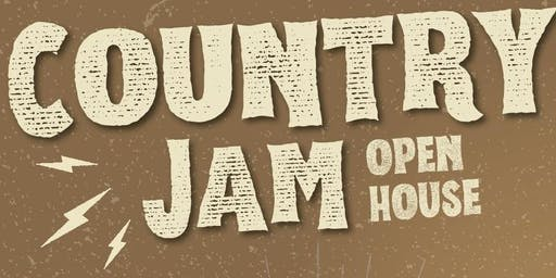 Country Jam Open House