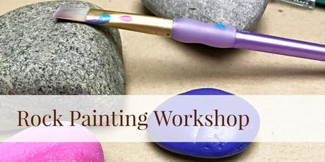 Rock Painting Workshop tickets