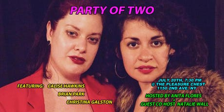 Party of Two: July Edition tickets