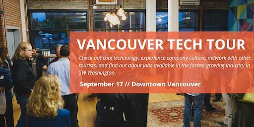 2019 Company Registration: Vancouver Tech Tour