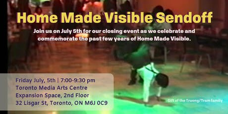 Home Made Visible - Sendoff (Reception) tickets