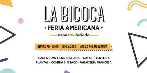 Feria americana LA BICOCA