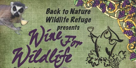 Wine for Wildlife  tickets