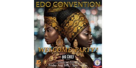 Edo Convention - Welcome Party tickets