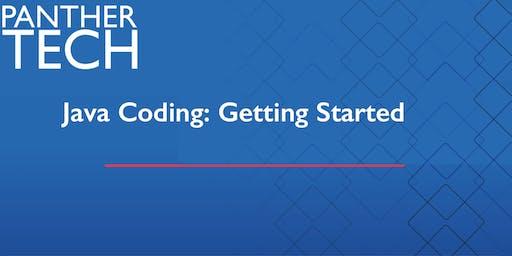 Java Coding 1: Getting Started - Atlanta - Classroom South - Room 403/405