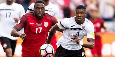 USMNT vs. Trinidad & Tobago - Concacaf Gold Cup Soccer Watch Party