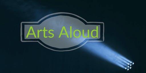 Arts Aloud Workshop