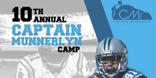 Captain Munnerlyn 10th Year Youth Football Camp