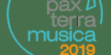Pax Terra Musica 2019 Tickets