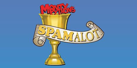 Monty Python's Spamalot tickets