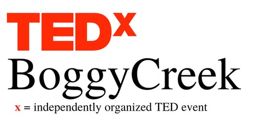 TEDxBoggyCreek:  Disconnected in a world that's so connected!