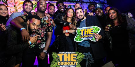 The Cookout x Terrace Party tickets