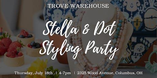 Stella & Dot Styling Party | Upper Arlington