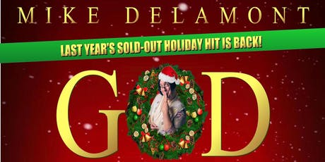 GOD IS A SCOTTISH DRAG QUEEN CHRISTMAS SPECIAL - Thursday December 12th tickets