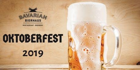 Oktoberfest 2019 General Admission tickets